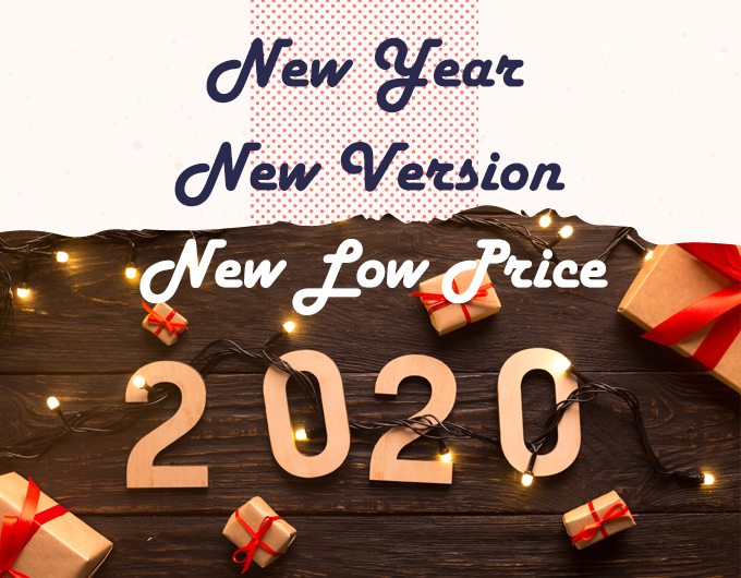New Year, New Version